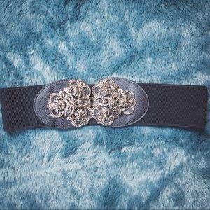 Accessories - NWOT Beautiful Black Belt